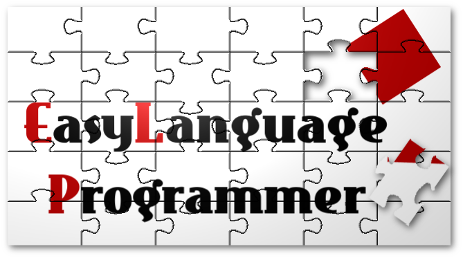 EasyLanguage Programmer | Easy Language Programmer